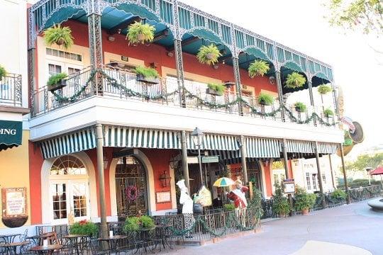Downtown Disney Restaurants Jazz Kitchen