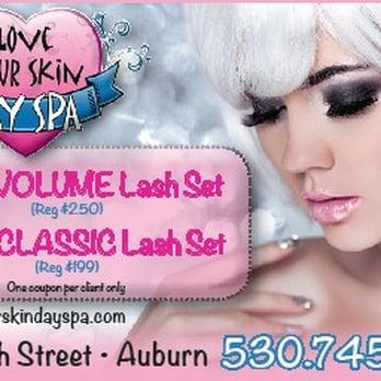 Love Your Skin Spa Auburn Ca