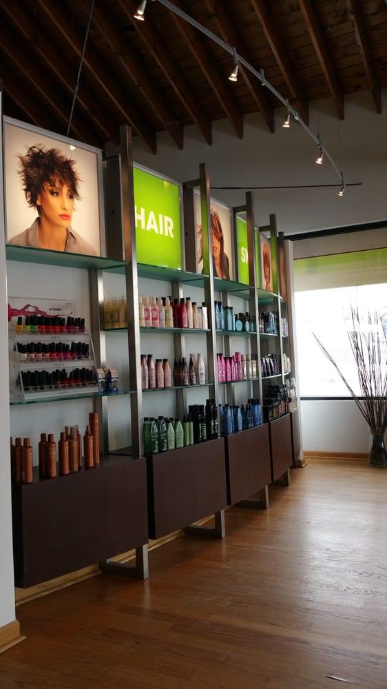 Tricoci university of beauty culture salon 14 photos for A j salon chicago