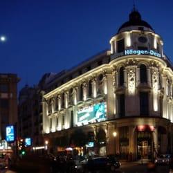 Teatro Calderon- Haagen-Dazs, Madrid, Spain