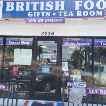 British Tea Room Sarasota