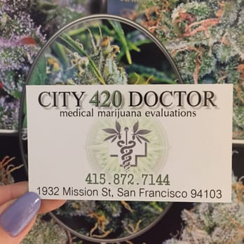 Thecity420doctor