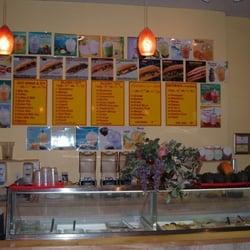 Juice House Boba - Phoenix, AZ, États-Unis. Banh Mi and Drinks Menu - 2008