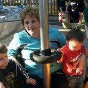 Six Flags St Louis - Stephanie with Dylan & Evan - Eureka, MO, Vereinigte Staaten