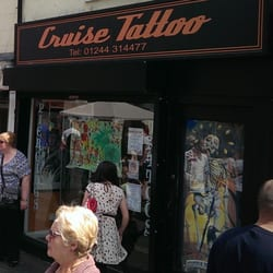 Cruise Tattoo, Chester