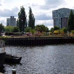 Schanzenbäckerei Veritaskai, Hamburg