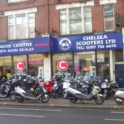 Chelsea Scooters & Motorcycles, London