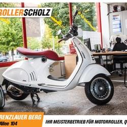 Roller Scholz, Berlin