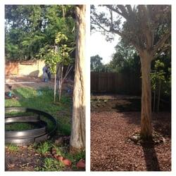 GreenCali - Buena Park, CA, États-Unis. Before & After