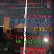 Rich Mix, London