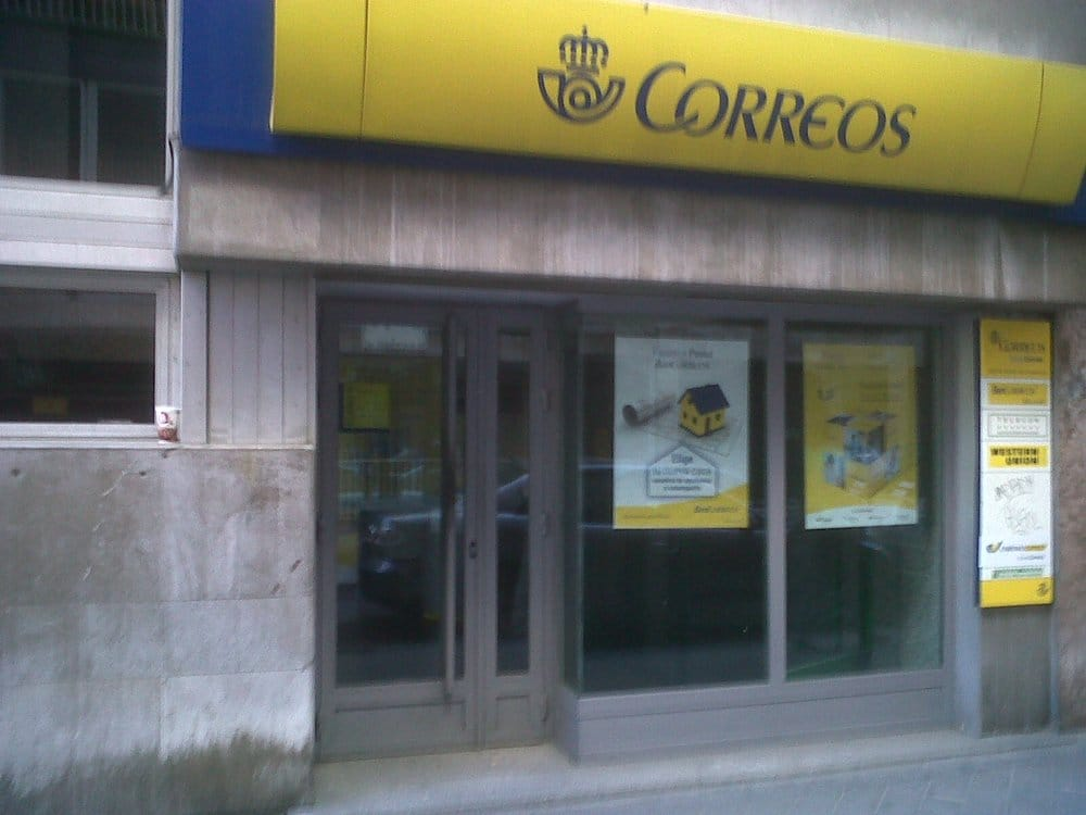 Oficina de correos post offices moncloa madrid for Oficina liquidadora madrid
