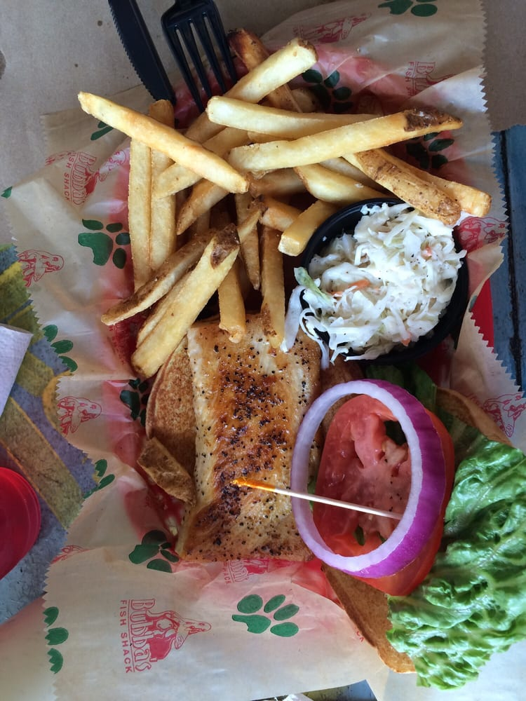 Bubba s fish shack 76 foto 39 s vis 16 s ocean blvd for Bubbas fish shack