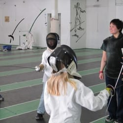 Rochester Fencing Club Fitness Amp Instruction Rochester
