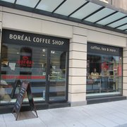 Boréal Coffee Shop, Genf, Genève, Switzerland