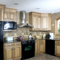 Solvers - Kitchen remodeling done with cabinet refacing. - Orlando