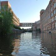 Karl-Heine-Kanal, Leipzig, Sachsen