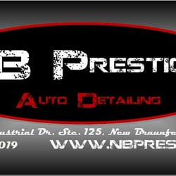 New Braunfels Prestige Auto Detailing logo