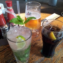 Raspberry & Basil Mojito, Lager and a… by Shaz Y.