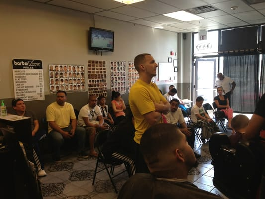 Barber Lounge : The Barber Lounge - 16 Photos - Barbers - Bensenville, IL - Reviews ...