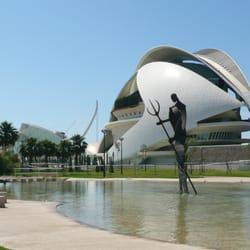 Palau de les Arts, Valencia