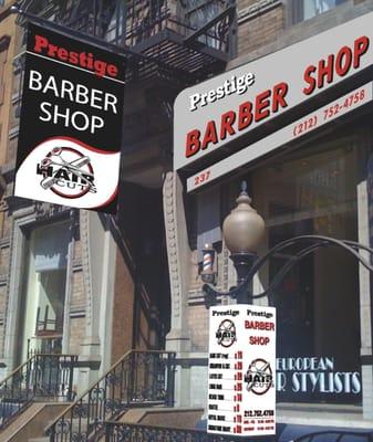 Barber Nyc : Prestige Barber Shop - Barbers - New York, NY - Yelp