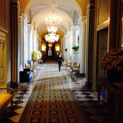 A photo of the ground floor hallway...…