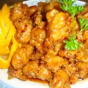 China Restaurant of Albert Lea - ORANGE CHICKEN (SPICY) - Albert Lea, MN, Vereinigte Staaten