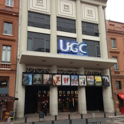 UGC - Toulouse, France. Cine Toulouse