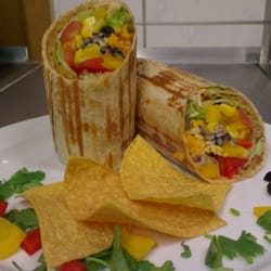 Burritos - vegan, vegetarisch, mit…