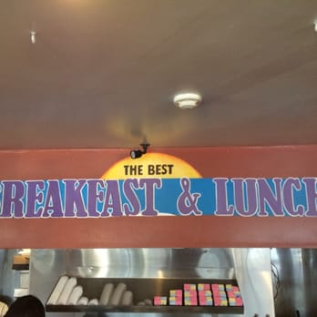 The Best Breakfast Cafe Oxnard Menu