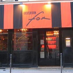 restaurant bar club