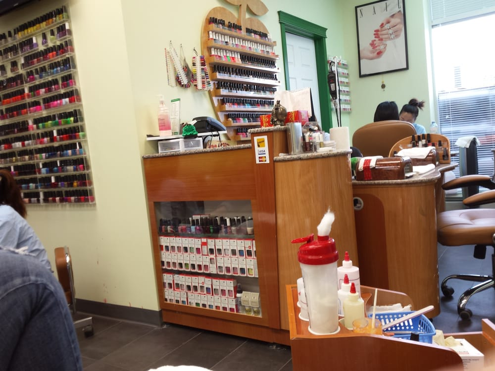 Kim s emerald nail salon waxing calgary ab reviews for Ab nail salon sarasota