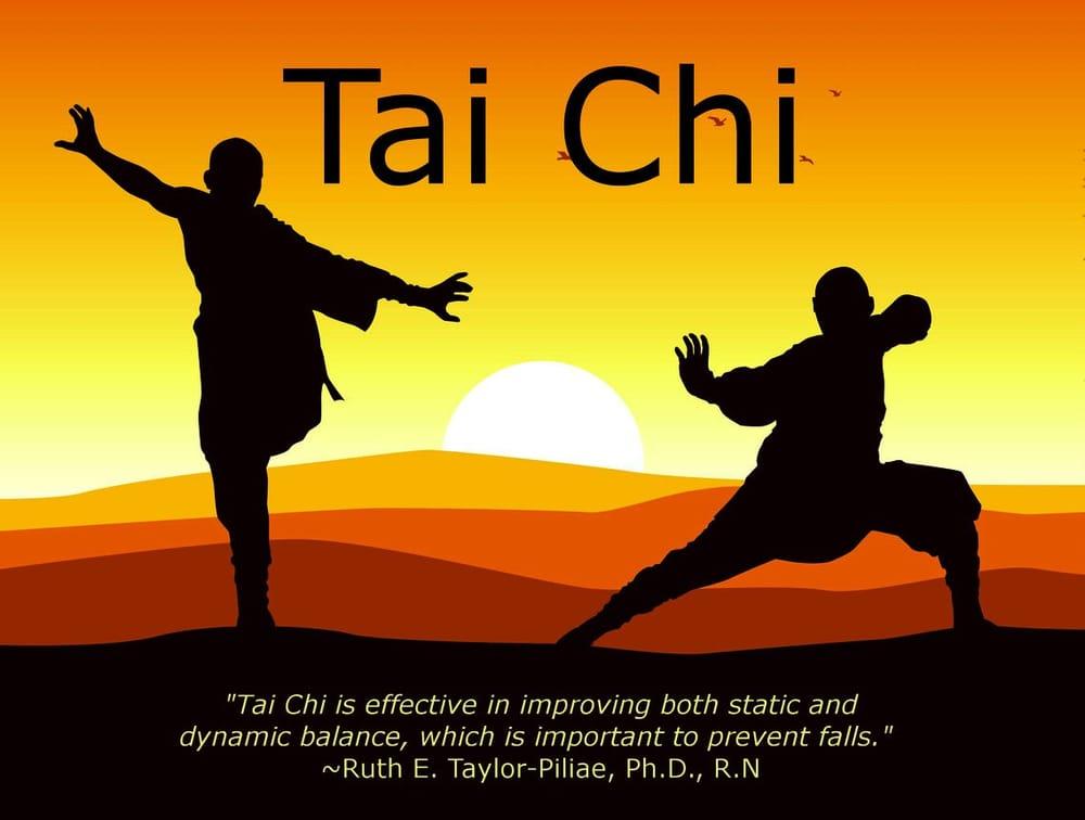tai chi instruction near me
