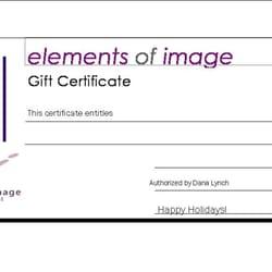 Elements of Image logo