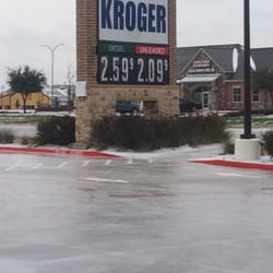 Can i write a check for gas at kroger