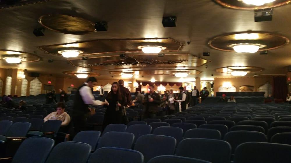 Theatre Seating Yelp