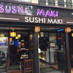 Sushi Maki - Paris, France. Meilleur Sushi du quartier, de Paris et de Navarre.
