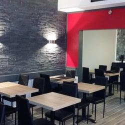 Cafe restaurant de la place bistrot portes l s valence for Restaurant le loft portes les valence