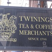 Twinings, London, UK