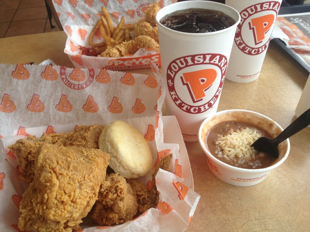 Cape Girardeau (MO) United States  City pictures : Popeyes Chicken & Biscuits Cape Girardeau, MO, United States ...