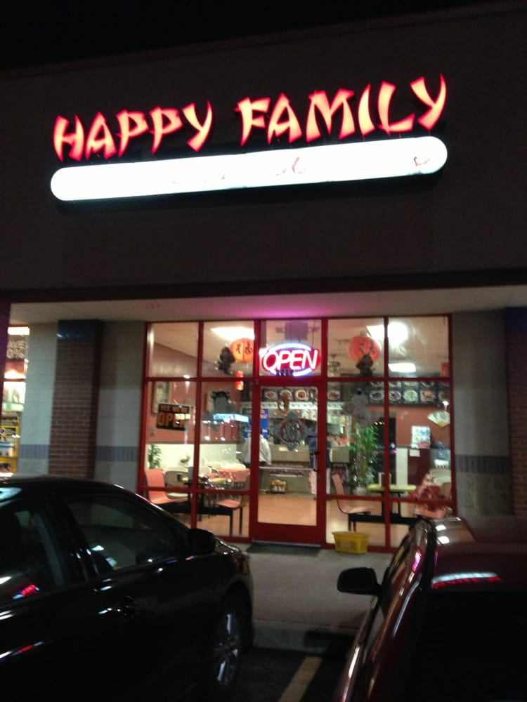 Happy family chinese restaurant chinese 1219 alameda for Asian cuisine norman