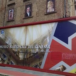 Museo Nazionale del Cinema, Torino, Italy