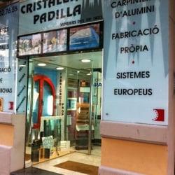 Cristalería Padilla, Barcelona, Spain