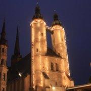 Marktkirche Unser lieben Frauen, Halle (Saale), Sachsen-Anhalt