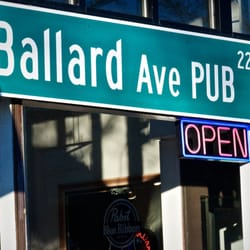 Ballard Ave Pub - Welcome! - Seattle, WA, Vereinigte Staaten