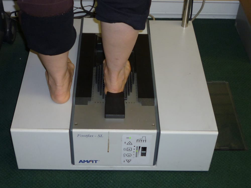 Sun City (CA) United States  city pictures gallery : Comfort Shoe Center Sun City, CA, United States. AMFIT Foot Scanner ...