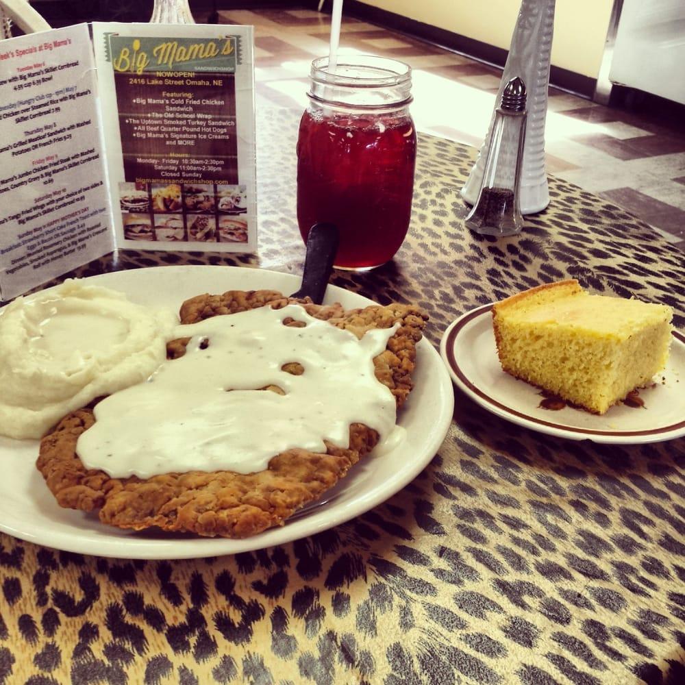Big Mama S Soul Food Kitchen