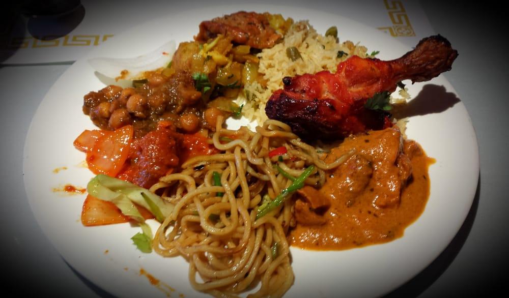 Bombay Garden 104 Photos Indian Restaurants Santa