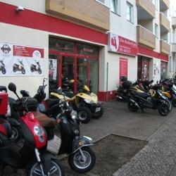 RollerProfis Motorcycle, Berlin