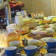 """Das """"Frühstücksbuffet de Luxe"""" jeden…"""